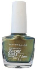Gouden Maybelline SuperStay 7 Days - 861 Gold Emerald - Nagellak