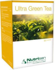 Nutrisan Ultra groen tea 620mg 90 Capsules
