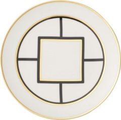Goudkleurige VILLEROY & BOCH - MetroChic - Ontbijtbord 22cm