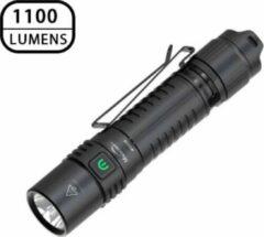 Zwarte Magicshine MOD 20 - Krachtige zaklamp 1100 lumen - CRI 90 - IPX8