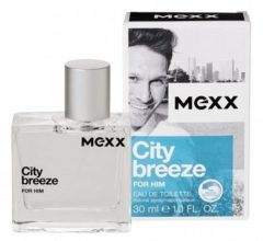 Mexx City Breeze for Him - 30 ml - eau de toilette spray - herenparfum