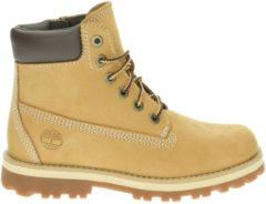 Timberland Courma Kid kinder sneaker - Geel - Maat 32