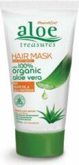 Pharmaid Aloe Treasures Hair Maks Dry Aloë Vera   Haarmasker   Droog Haar 150ml