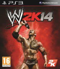 Take Two WWE 2K14 - PS3