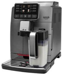 Antraciet-grijze Gaggia Cadorna Prestige autoamatische espressomachine RI9604