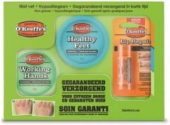 O'Keeffe's - Skincare Multipack - 3-in-1