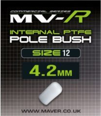 Witte Maver MV-R Internal Pole Bush - Maat 12 - 4.2mm
