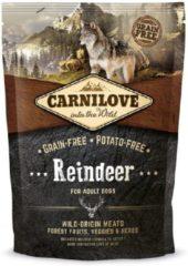 Carnilove Hondenvoer Rendier Inhoud - 1,5 kg