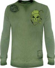 Zwarte Hotspot Design Sweatshirt Rig Forever | Maat M