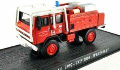 Iveco 80.17 1992 – CCF 2000 Frankrijk – del Prado 1:64