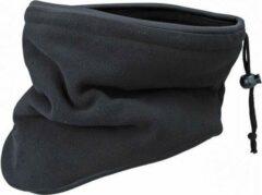 Thinsulate nekwarmer sjaal zwart