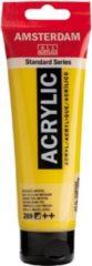 Royal Talens Amsterdam Standard acrylverf tube 120ml - 269 - Azo geel middel - halfdekkend