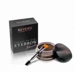 REVERS® Eyebrow Pomade Met Argan Olie #04 - Graphite
