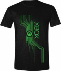 Zwarte Merkloos / Sans marque Heren T-shirt Maat XL