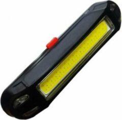Pro Sport Lights 2 in 1 - Rood en Wit fietsverlichting in 1 LED Fietslamp - Fietsverlichting set USB oplaadbaar