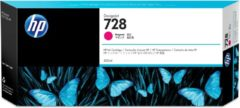 Paarse HP 728 - Inktcartridge / Magenta (F9K16A)