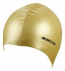 Beco Badmuts Siliconen Unisex One Size Goud