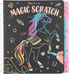 Depesche Miss Melody - Magic Scratch Book (0411457) /Arts and Crafts /Multi
