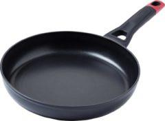 Zwarte Koekenpan, 28 cm - Pyrex | Optima Induction