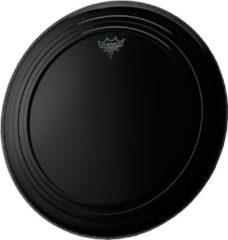 Remo PR-1422-00 Powerstroke Pro Ebony 22 inch