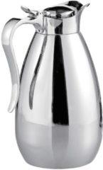 Isolierkanne 1,0 Liter Esmeyer Silber