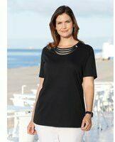 Shirt m. collection Zwart