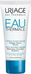 Uriage - Nourishing and moisturizing cream for dry to very dry skin Eau Thermale (Rich Water Cream) 40 ml - 40ml