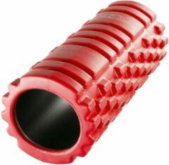 TecTake - Yoga massagerol foamroller rood - 402844