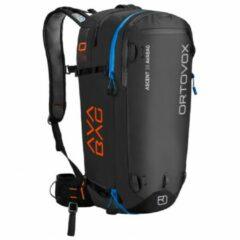 Ortovox - Ascent 30 Avabag Kit - Lawinerugzak maat 42 - 50 cm, zwart/grijs
