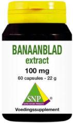 SNP Banaanblad extract 60 Capsules