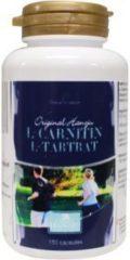 Hanoju L-carnitine L-tartraat 500 Mg (150vc)