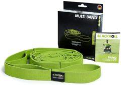 Groene Blackroll - Multi Band Yoga en Trainingsband - Voor kracht en flexibiliteitstraining