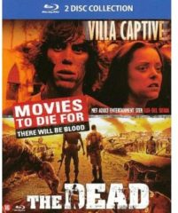 Kolmio Media Villa Captive/The Dead | Blu-ray