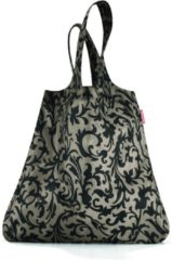 Reisenthel Mini Maxi Shopper - Opvouwbare boodschappentas - Polyester - 15L - Baroque Taupe