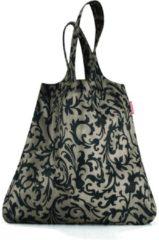 Reisenthel Mini Maxi Shopper - Opvouwbare boodschappentas - Polyester - 15L - Baroque Taupe