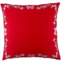Rode Room Seven Gipsy Cushion R7 Red 040*040