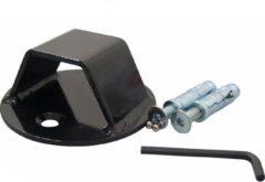 Zwarte SXP GA2 Muuranker/Vloeranker