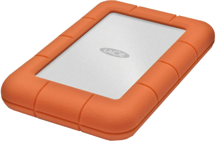 Afbeelding van LaCie Rugged Mini USB 3.0 2 TB