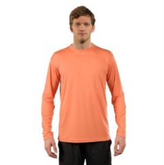 Skinshield by Vapor Apparel - UPF 50+ UV-zonbeschermend heren performance T-Shirt, lange mouwen