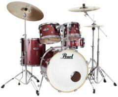 Pearl EXX725SBR/C704 Export Black Cherry Glitter 5-delig drumstel