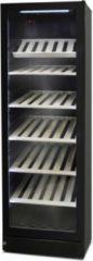 Zwarte Vestfrost Solutions WFG185A+ Wijnklimaatkast met 1 of meerdere temperatuurzones
