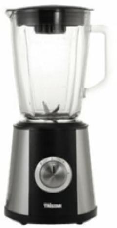Zilveren Tristar BL-4430 Blender – RVS behuizing met 1,5 liter glazen kan, 500 Watt