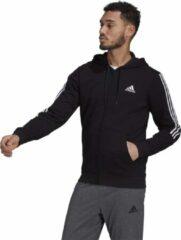 Adidas Performance sportvest zwart/wit