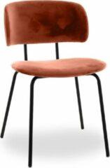 Oranje RoomForTheNew Conferentiestoel M5- Vergaderstoel - Conferentiestoel - luxe stoel - stoel - vergaderen - eetkamerstoel - conferentie stoel - vergader stoel