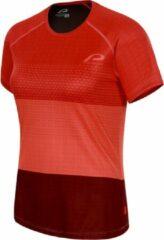 Protective Fietsshirt P-shade Dames Polyester Koraalrood Maat 48