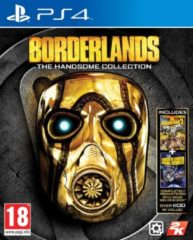 TAKE TWO Borderlands - The Handsome Collection | PlayStation 4