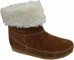 Beige White Fox Bedding Texel Footwear Lady Naturel