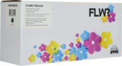 FLWR - Toner / TN-2220 Zwart - Geschikt voor Brother