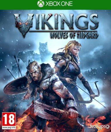 Afbeelding van Kalypso Media Vikings: Wolves of Midgard - Xbox One