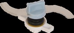 Tefal Blaues Messer TS07009350